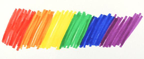 rainbow test