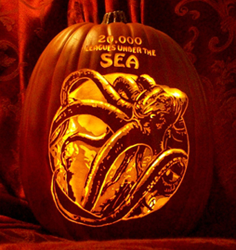 20000 leagues pumpkin by the pumpkin geek