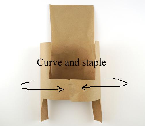 aviator hat template step 3