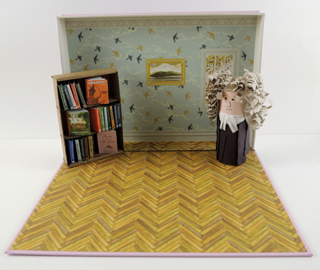 My Miniature Library | Pop Goes the Page