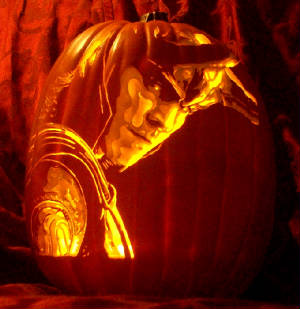 loki by the pumpkin geek