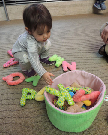 alphabet playtime