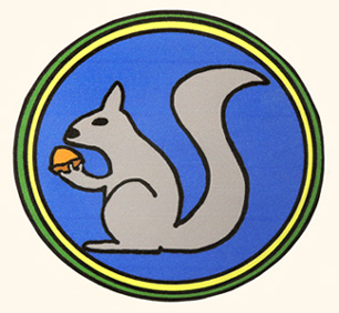squirrel patch