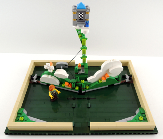 jack and the beanstalk lego set