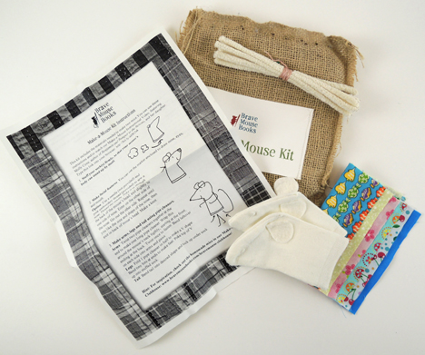 make a mouse kit courtesy of molly coxe
