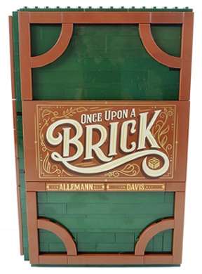 once upon a brick lego book