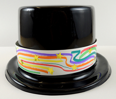 magic top hat exterior