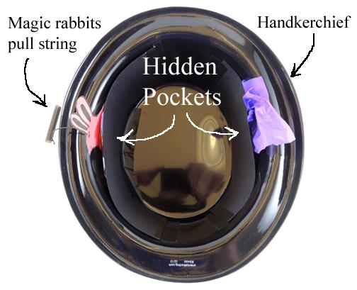 magic top hat interior