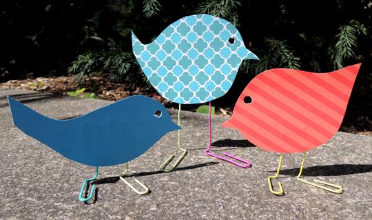 paperclip robbins