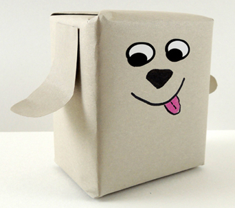 stack dog