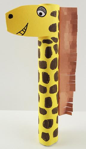 stack giraffe