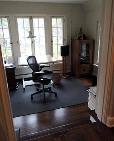patrick mcdinnell studio desk